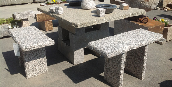 services granite rough bench benches vozzella products industries