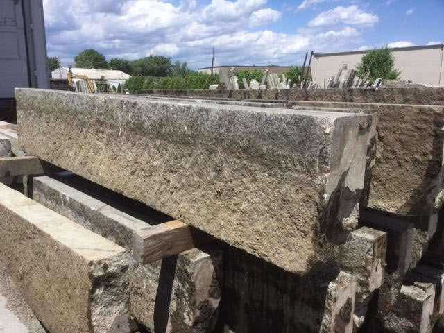 Reclaimed Granite Products – Jumbo Cobblestones | Olde New